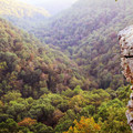 The Crag.- Whitaker Point Trail + Hawksbill Crag