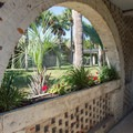 Arched doors and windows inspired by Moorish architecture.- Atalaya