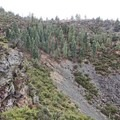 Inside of Mammoth Crater.- Big Nasty Trail + Hidden Valley