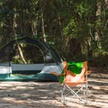 Keeping things simple.- Myrtle Beach State Park Campground