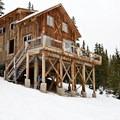 Ana's Cabin.- Anna's Cabin