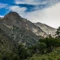 Pete Creek- Mount Breitenbach