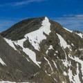 The summit of Breitenbach- Mount Breitenbach