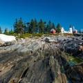 Pemaquid Lighthouse.- Pemaquid Lighthouse