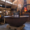 Housed within the park is the fascinating Iron and Steel Museum of Alabama.- Tannehill Ironworks Historical State Park