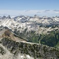 The views from the summit are outstanding.- Cypress Peak