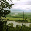 The park offers two concrete ramps to the Missouri River. - Indian Cave State Park