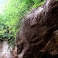 The cave.- Indian Cave State Park