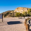 Butcher Jones Recreation Site.- Saguaro Lake