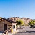 Multiple vault restrooms. - Saguaro Lake