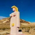"Dr. Hugo Heyrman's ""Lady Desert: The Venus of Nevada""- Goldwell Open Air Museum"