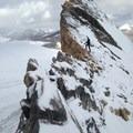 The summit in the drier days of fall.- Saint Nicholas Peak: South Ridge