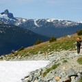 The Singing Pass Trail.- Singing Pass