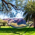 Lazy day at the ranch.- Saguaro Lake Guest Ranch