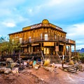 The Plymouth Mercantile is an excellent stop for some souvenir shopping.- Goldfield Ghost Town