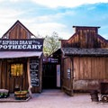 Several shops throughout the town bring back history with modern day shopping opportunities.- Goldfield Ghost Town