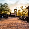 The town offers a free walking tour with several historical buildings and old mining equipment.- Goldfield Ghost Town