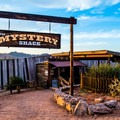 The Mystery Shack, where all ghostly activities occur. See for yourself!- Goldfield Ghost Town