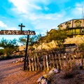 Goldfield Graveyard. R.I.P.- Goldfield Ghost Town