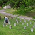 A visitor reflects upon the sacrifices of both Union and Confederate soldiers.- Vicksburg National Military Park
