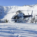 Great views from the landing zone. Photo credit: Sun Valley Heli Ski.- Sun Valley Heli Ski