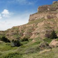 Scottsbluff National Monument was officially recognized in 1919. - Scottsbluff National Monument