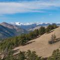 Fantastic views of Indian Peaks from Lions Lair.- Anemone + Mount Sanitas Loop Trail