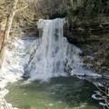 Cascade Falls.- Cascade Falls