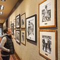 The photos of the famous people who have stayed here are amazing.- The Sun Valley Lodge