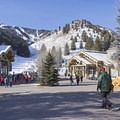 Sun Valley Ski Resort, just a few blocks from the hotel.- The Limelight Hotel-Ketchum