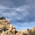 Cloudy skies above Joshua Tree National Park still make for a gorgeous day!- Willow Hole