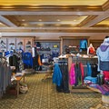 The pro shop upstairs. - Sun Valley Nordic Center