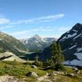 Twin One Valley.- Vantage Peak