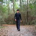 The trail traces a route that passes through longleaf pine forest en route to a wildlife overlook boardwalk.- Sugar Mill Nature Trail