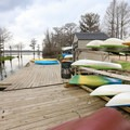 Champagne's Cajun Swamp Tours have numerous kayaks and paddlecraft for rent from their space.- Lake Martin Paddling