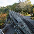 The Blowing Rock.- Blowing Rock