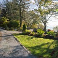 Colorful landscaping that changes with the seasons.- Blowing Rock