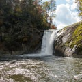 Elk River Falls.- Elk River Falls