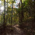 Getting here requires hiking more than a mile.- Raymond Fisher Campsites