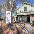Brooks' Bike Shop in downtown Covington offers bicycle rentals, along with repairs. The shop is located on the Trace path and is worth a visit for those looking to cycle along the Trace.- Tammany Trace