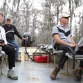 Guides are talkative and encourage photographs and questions from those on board.- Champagne's Cajun Swamp Tours