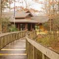Visitor center. - Louisiana State Arboretum Preservation Area