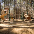 A playground for the young ones to enjoy. - Lake D'Arbonne State Park Campground