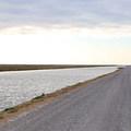 The drive through Price Lake Road.- Rockefeller Wildlife Refuge