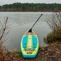 Some sites at Beaver Dam Campground have direct lake access.- Caney Lakes Paddling