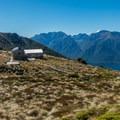 Luxmore Hut.- New Zealand Great Walks: Kepler Track