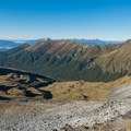 Another angle from the summit.- New Zealand Great Walks: Kepler Track