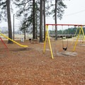Dauchite Park also has a playground and picnic area.- Bayou Dorcheat