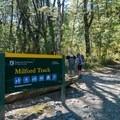 The Milford Track trailhead.- New Zealand Great Walks: Milford Track