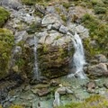 Routeburn Falls.- New Zealand Great Walks: Routeburn Track